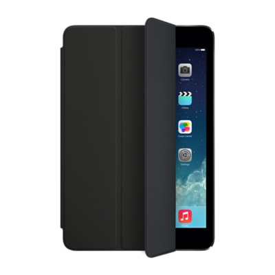 Apple Smart Cover Hoes Zwart
