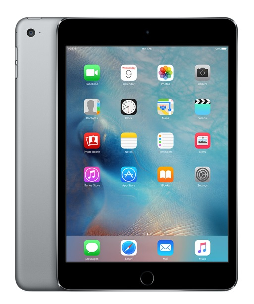 Apple iPad mini 4 128GB Grijs tablet