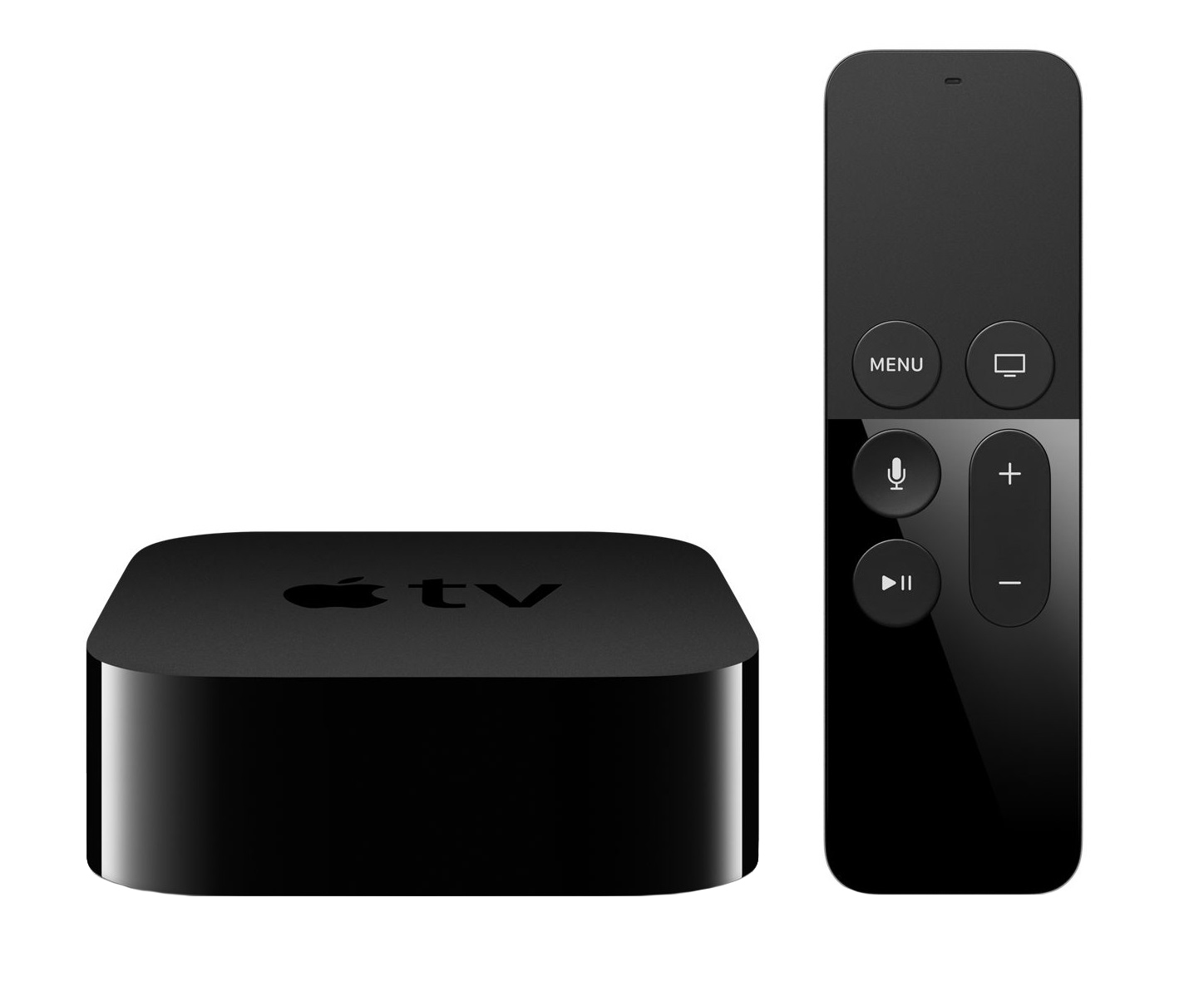 Apple TV 64GB 64GB Wi-Fi Ethernet LAN Zwart Smart TV-box