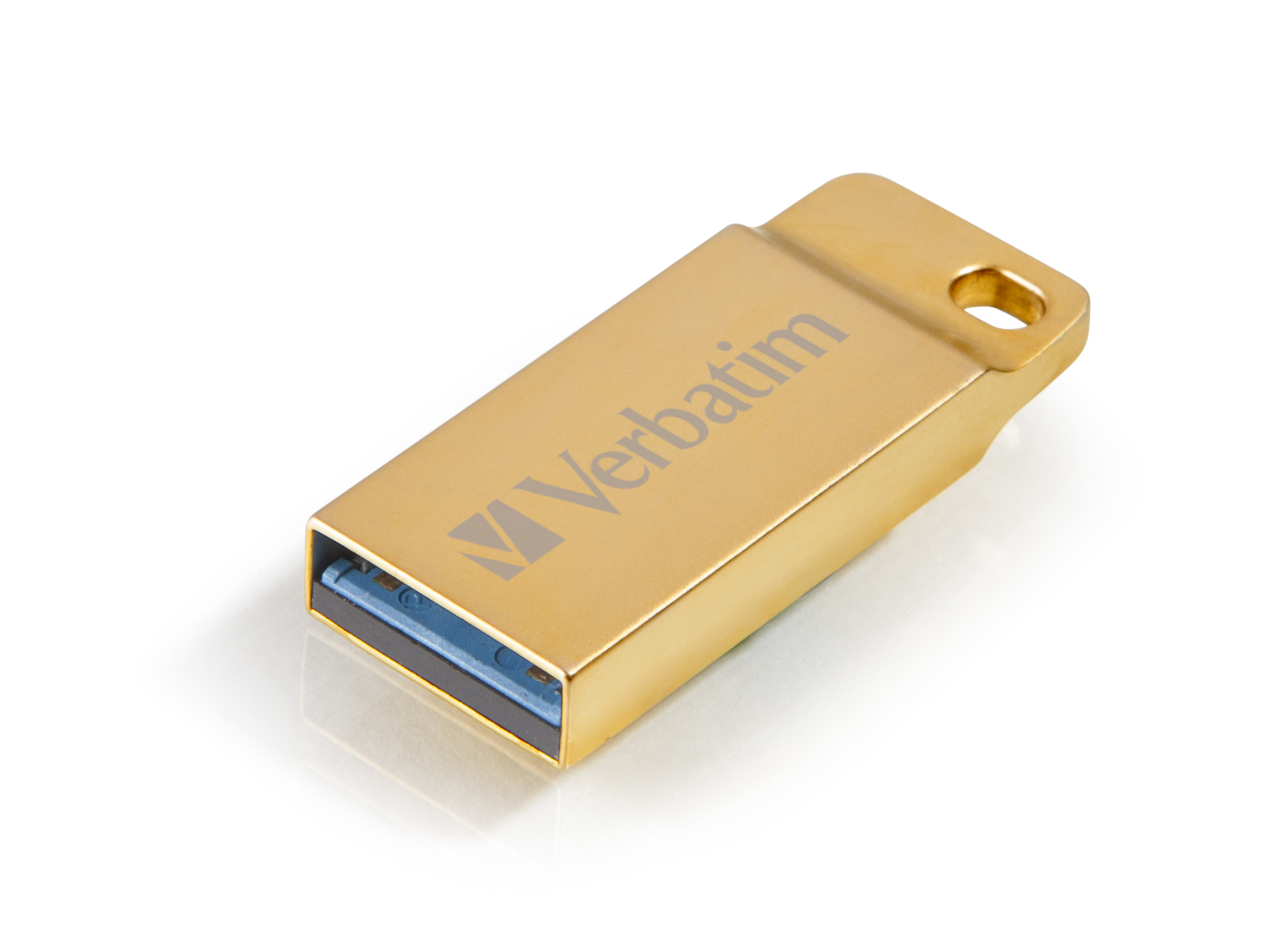 Verbatim Metal Executive 16GB USB 3.0 (3.1 Gen 1) USB-Type-A-aansluiting Goud USB flash drive