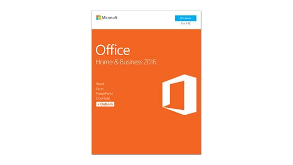 Microsoft Office Home and Business 2016 Public Key Certificate (PKC) Italiaans