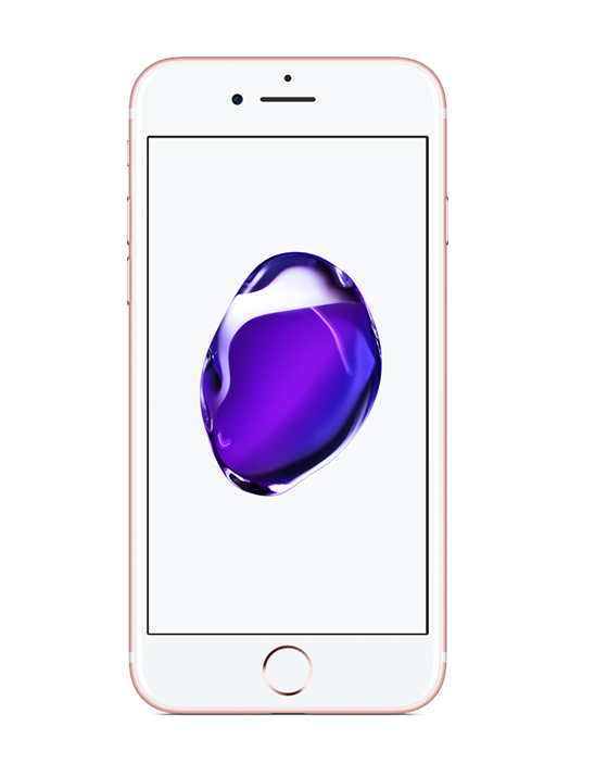 Apple iPhone 7 Single SIM 4G 128GB Roze