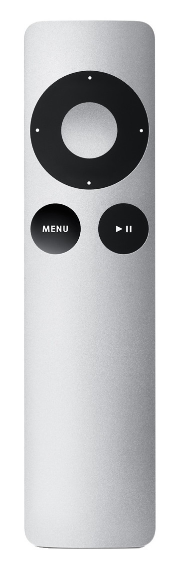 Apple Remote afstandsbediening