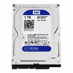 Western Digital Blue 1000GB SATA III interne harde schijf