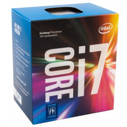 Intel Core ® ™ i7-7700 Processor (8M Cache, up to 4.20 GHz) 3.6GHz 8MB Smart Cache Box processor