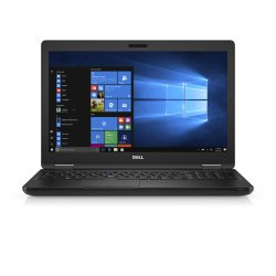 "DELL Latitude 5580 2.60GHz i5-7300U 15.6"" 1920 x 1080Pixels Zwart Notebook"
