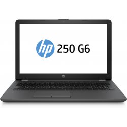"HP 250 G6 2.5GHz i5-7200U 15.6"" 1920 x 1080Pixels Zilver Notebook"