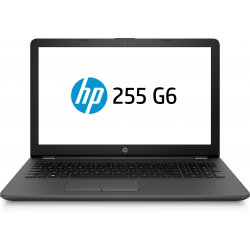 "HP 255 G6 2.5GHz A6-9220 15.6"" 1920 x 1080Pixels Zwart Notebook"