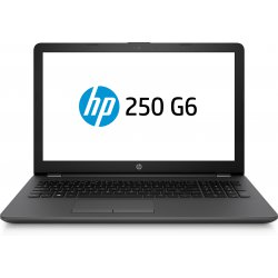 "HP 250 G6 2.50GHz i5-7200U 15.6"" 1920 x 1080Pixels Zwart Notebook"