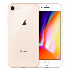 "Apple iPhone 8 11,9 cm (4.7"") 128 GB Single SIM Goud"