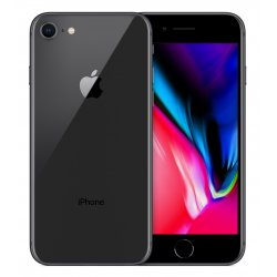 Apple iPhone 8 Single SIM 4G 256GB Grijs
