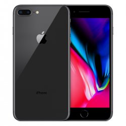 Apple iPhone 8 Plus Single SIM 4G 256GB Grijs