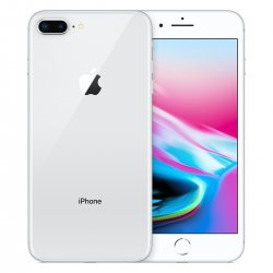 Apple iPhone 8 Plus Single SIM 4G 256GB Zilver