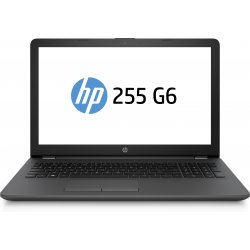 "HP 255 G6 2GHz E2-9000e 15.6"" 1920 x 1080Pixels Zwart Notebook"