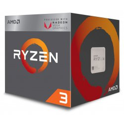 AMD Ryzen 3 2200G processor 3,5 GHz Box 2 MB L2