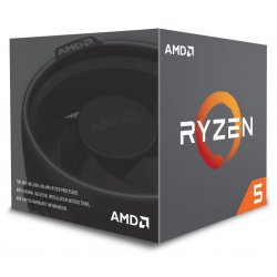 AMD Ryzen 5 2600 processor 3,4 GHz Box 16 MB L3